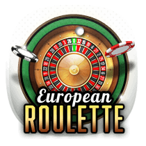European Roulette card-and-table