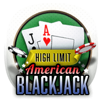High Limit American Blackjack card-and-table