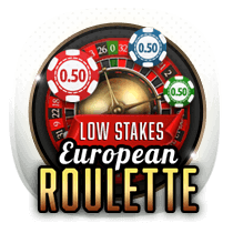 European Roulette Low Stakes card-and-table