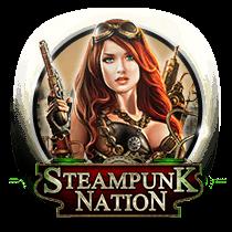 Steampunk Nation Daily Jackpot slots