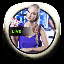 Live Pearl Blackjack - live