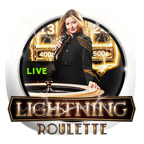 Live Lightning Roulette live
