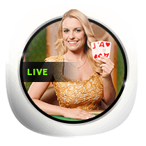 Live Emerald Blackjack live