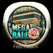 Mega Ball - card-and-table