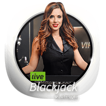 Live Blackjack Platinum