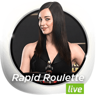 Live Rapid Roulette