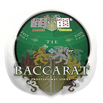 Baccarat card-and-table