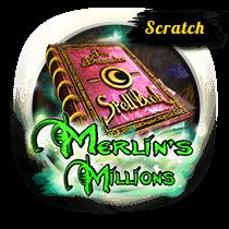 Merlin's Millions Scratch slots
