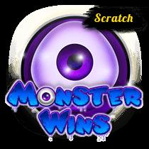 Monster Wins Scratch slots