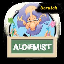 Alchemist Scratch slots