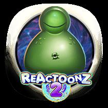 Reactoonz 2 slots