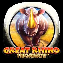 Great Rhino Megaways slots