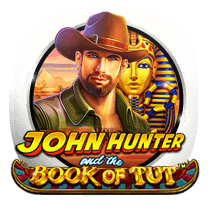 John Hunter and the Book of Tut slots